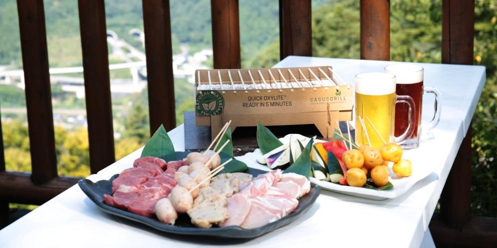 年末年始営業時間【高尾山展望レストラン/BBQマウント】